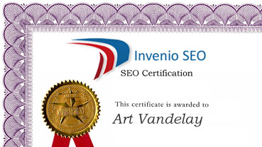 SEO Career Certification